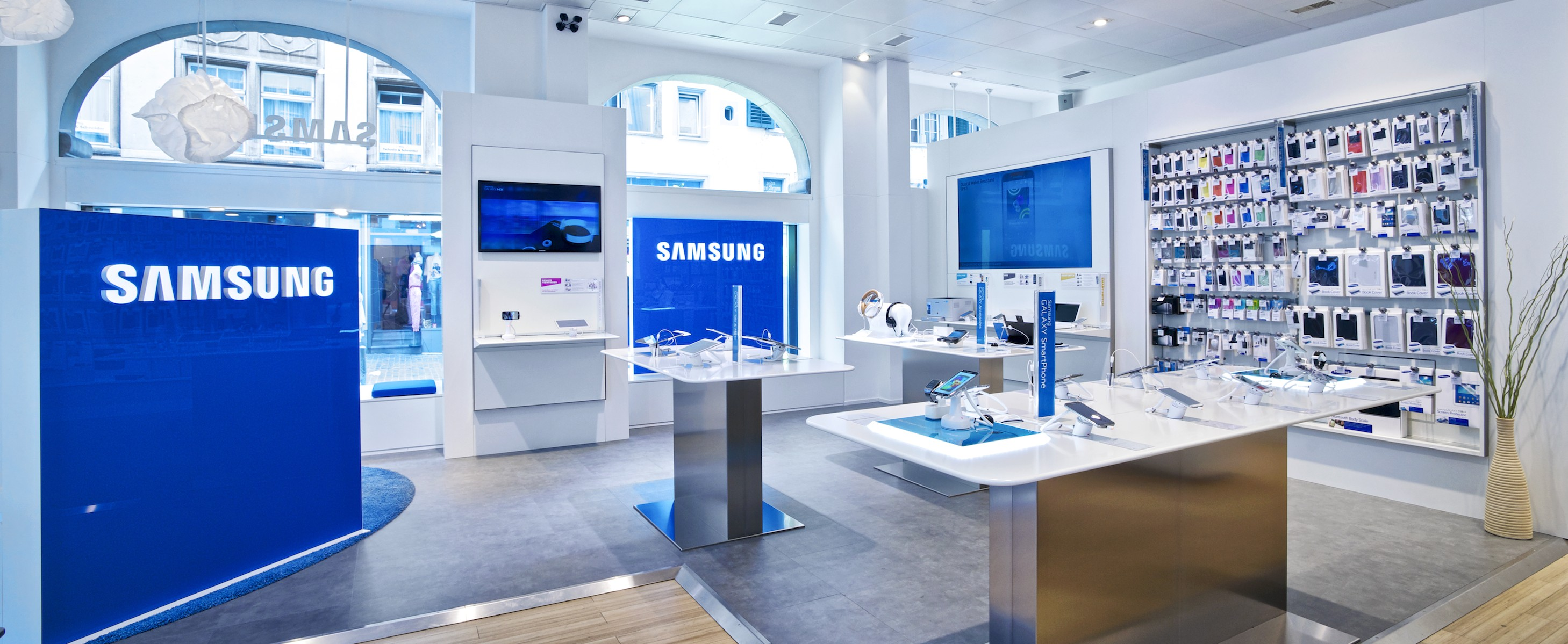 Samsung Point of Sale